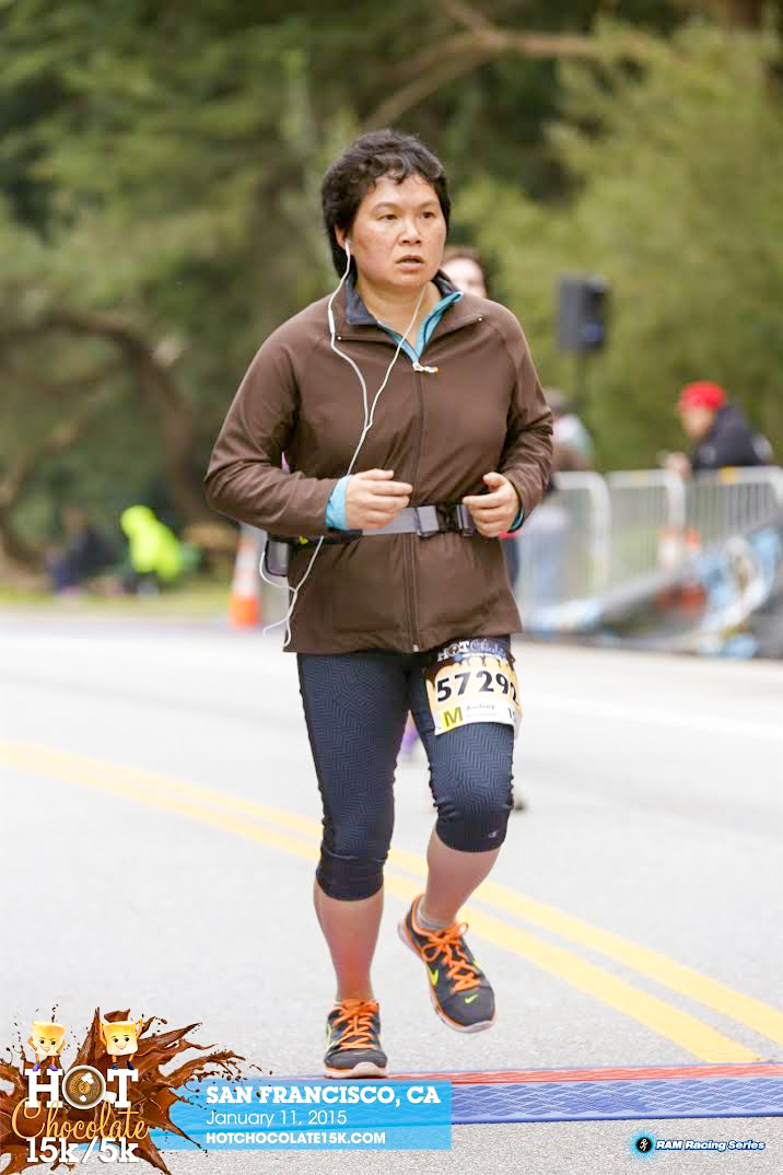 Audrey Marathon